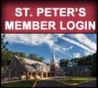 St. Peter's Member Login